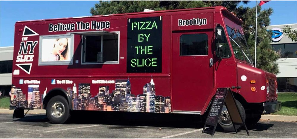 The NY Slice Food Truck